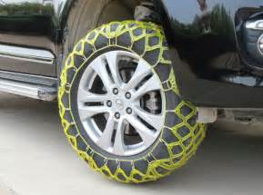Truck Tire Snow Chains