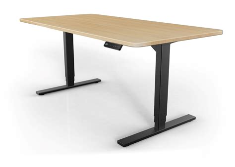 stand up height adjustable desk s2s electric stand up desk