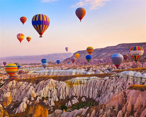 Things You Must Absolutely Do In Cappadocia Turkey City
