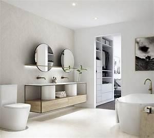 Plante Verte Salle De Bain : d co zen dans la salle de bain 30 id es d 39 une atmosph re zen ~ Melissatoandfro.com Idées de Décoration