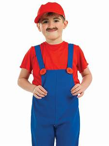 Deguisement Halloween Enfant Pas Cher : deguisement mario pas cher ~ Melissatoandfro.com Idées de Décoration