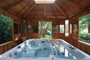 Spa Bois Exterieur : installation de spa ext rieur pose de spa en ext rieur ~ Premium-room.com Idées de Décoration