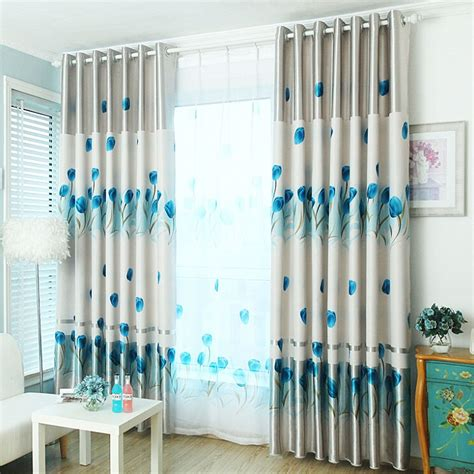 royal blue curtains walmart curtain awesome combination blue and white curtains ideas