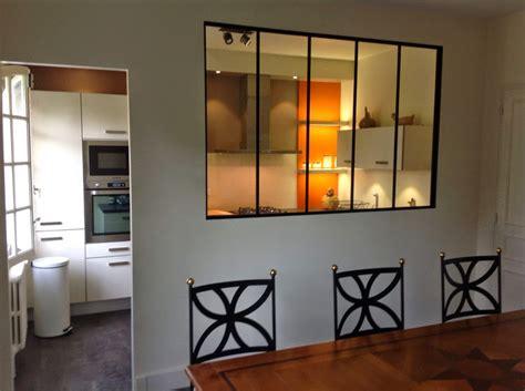 verriere interieure cuisine une verrière dans la cuisine ou la cuisine dans une