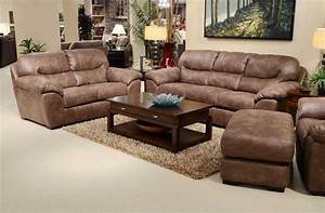 Jackson grant bonded leather sofa set silt jf 4453 sofa for Jackson furniture sectional sofa