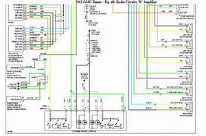 2001 Gmc Jimmy Radio Wiring Diagram