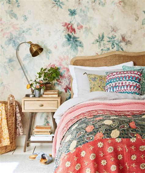 Bedroom Wallpaper Range by Soho House And The Ned Hotel Launch New Homeware Range