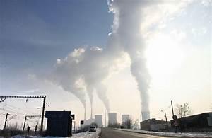Fotograf U00eda Contaminaci U00f3n Atmosf U00e9rica