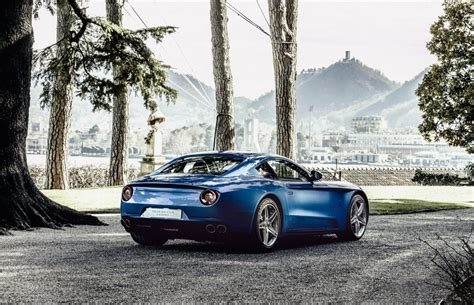 bespoke touring superleggera berlinetta lusso unveiled