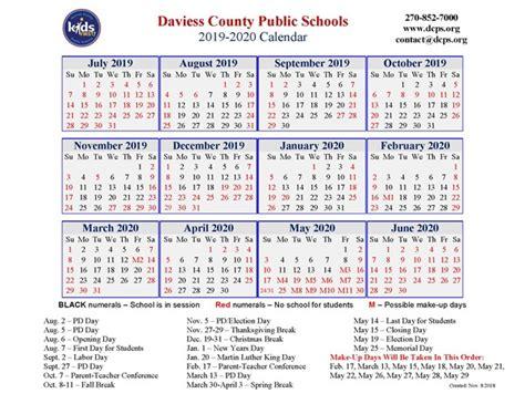 dcps calendar sorgho elementary
