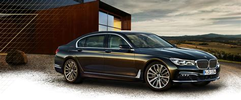 Bmw 7 Series Sedan Picture by Bmw To Display 4 Upcoming Cars At 2016 Delhi Auto Expo