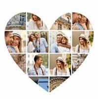 Foto collage erstellen neu 250 gratis vorlagen bis zu for Fotocollage in herzform