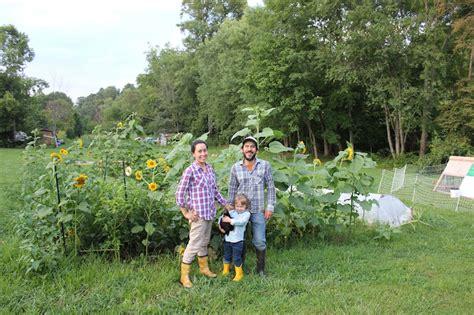 Contreras Family Starting A New Garden  Family Trails