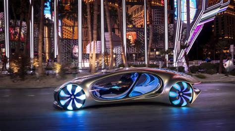 mercedes benz vision avtr  wallpaper hd car