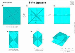 Comment Faire Une Boite En Origami : page origami de vincent bo te japonaise ~ Dallasstarsshop.com Idées de Décoration