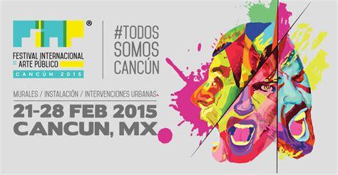 Festival Internacional De Arte Público Cancún 2015