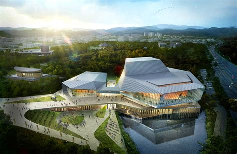 Designcamp Moonpark Dmp Wins Competition For Asan Cultural