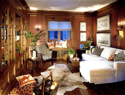 Decorating Living Room Safari Theme by 17 Awesome Living Room Decor Home Design Lover