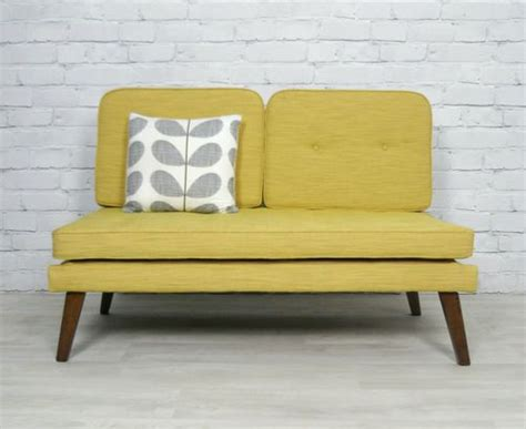 daybed vs sofa bed sofa bed or daybed mid century daybed couch orange with
