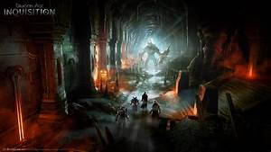 Dragon Age: Inquisition Concept Art and Illustrations by ...