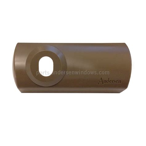 casement window crank cover  andersen windows doors