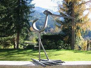 Holzskulpturen Für Den Garten : basche kupferarbeiten young art collection garten skulpturen ~ Yasmunasinghe.com Haus und Dekorationen