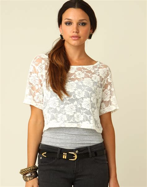 crop blouse i it if it s crop forever us