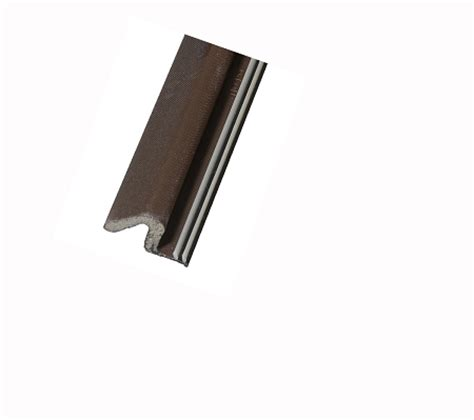 Qlon Brown Compression Seal For A 36 X 80 Door