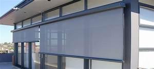 Store Exterieur Pour Veranda : protection solaire fenestore ~ Dode.kayakingforconservation.com Idées de Décoration