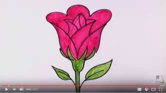 How to Draw Roses Easy