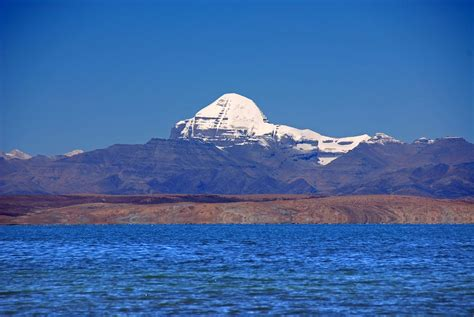lake manasarovar  mount kailash  trugo gompa