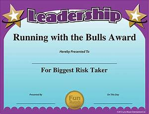 10 funny certificate templates free word pdf documents With silly certificates awards templates
