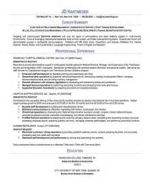executive assistant summary for resume what your resume should look like
