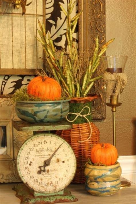 d馗oration cuisine vintage idées de déco cuisine pour l 39 automne dans de différents styles