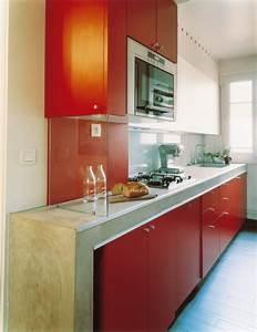 Prix Plan De Travail Cuisine : plan de travail cuisine marie claire maison ~ Premium-room.com Idées de Décoration