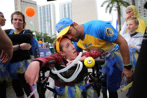 W H Teen With Muscular Dystrophy Gives Back Herald