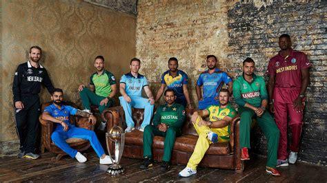 cricket world cup   captains  wallpaper hd
