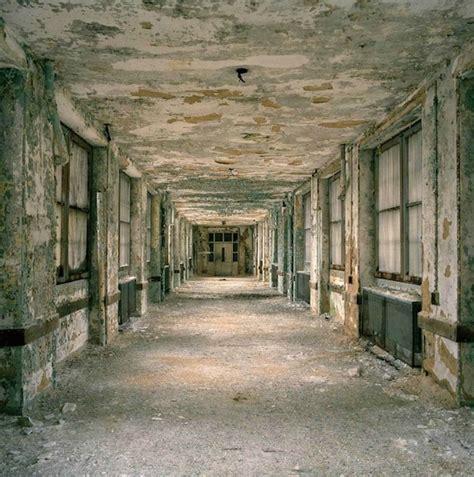 haunting photographs  abandoned mental hospitals