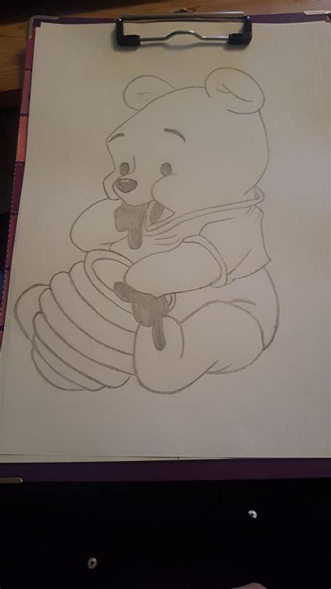 winnie pooh pooh winnie zeichnungen disney