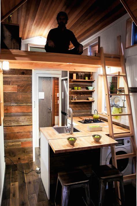 Tiny Home Bar by Kootenay Tiny Home Tiny House Swoon