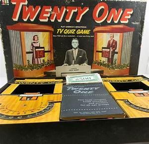 Retro Tv Board : vintage board game quiz game tv show television twenty one neat objects vintage board games ~ Orissabook.com Haus und Dekorationen