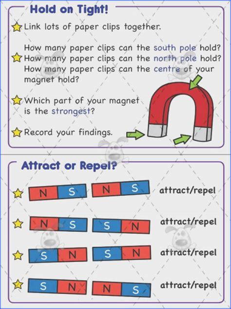 magnetism worksheet mychaumecom