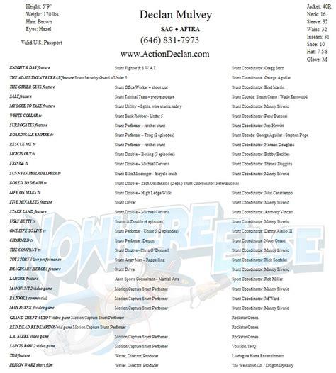 Stuntman Resume by Gta V Is Far Along In Development Says Stuntman S Resume Techcrunch