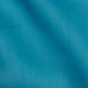 Two Tone Chiffon Teal - Discount Designer Fabric - Fabric.com