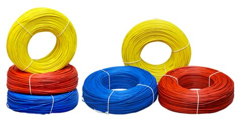 Types Of Wire And Cable Used In Manufacturing Process