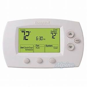 Honeywell Thermostat Th6220d1028 Wiring Diagram
