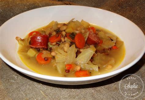 cuisine roborative soupe paysanne aux diots de savoie la tendresse en cuisine