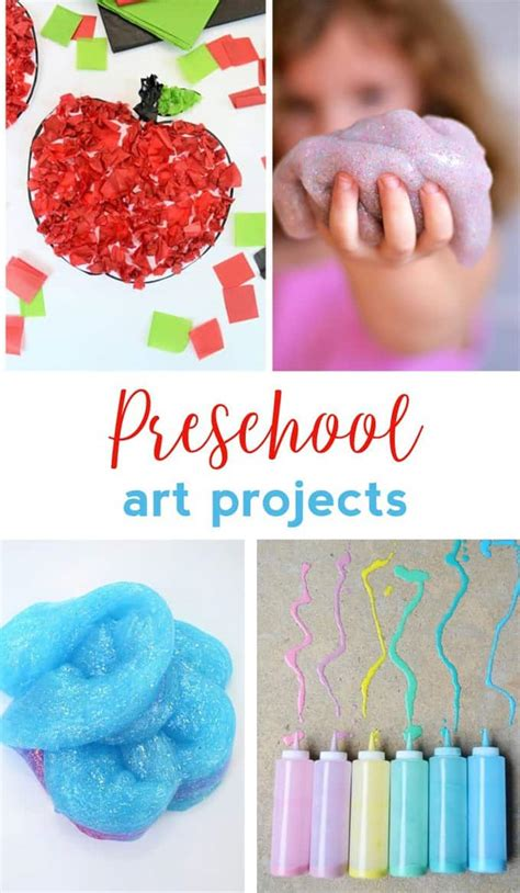 preschool projects easy craft ideas for 707 | preschool art projects
