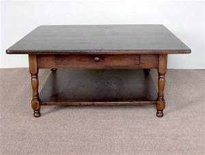 42 x 42 square oak coffee table farmhouse coffee With 42 x 42 coffee table