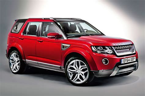 Land Rover Discovery Family Set To Grow  Auto Express